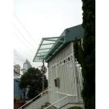 empresa de instalação de cobertura retrátil em policarbonato Parque Ibirapuera