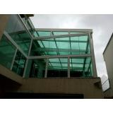 empresa de manutenção de cobertura de policarbonato em piscina Jardins