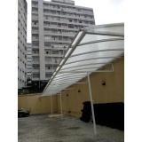 empresa de manutenção de cobertura de policarbonato em quintal São Domingos