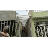 empresa de manutenção de cobertura de policarbonato retrátil em janelas Cupecê