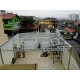 empresa de manutenção de cobertura de policarbonato retrátil em quintal Jaguaré