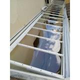 empresa de manutenção de cobertura em policarbonato alveolar em churrasqueira Aricanduva