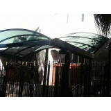 empresa de manutenção de cobertura em policarbonato em garagem Jardim São Paulo