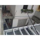 empresa de manutenção de cobertura em policarbonato retrátil em garagem Vila Curuçá