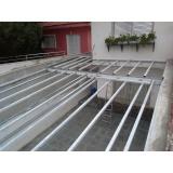 empresa de manutenção de cobertura policarbonato retrátil em pergolado Jurubatuba
