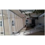 fábrica de cobertura de policarbonato alveolar para janelas Barra Funda