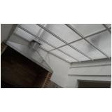 fábrica de cobertura em policarbonato alveolar para garagem Interlagos