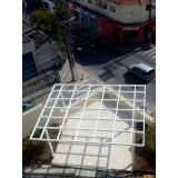 fábrica de cobertura em policarbonato alveolar refletivo Jardim Santa Terezinha