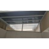 fábrica de cobertura policarbonatos compactos Vila Formosa