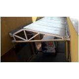 instalação de cobertura de policarbonato alveolar 4mm em sp Vila Leopoldina