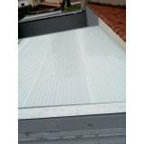 instalação de cobertura de policarbonato retrátil translúcida em sp Campo Belo