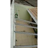 instalação de cobertura em policarbonato retrátil translúcida em sp Jaguaré