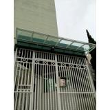 instalação de cobertura policarbonato retrátil automatizada em sp Rio Pequeno