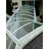 instalação de cobertura retrátil policarbonato em sp Nova Piraju