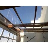 instalação de coberturas de policarbonato alveolar translúcido Jardim Paulistano