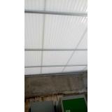 instalação de coberturas de policarbonato retráteis fumê Vila Alexandria