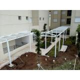 instalação de coberturas em policarbonato alveolar Itaim Paulista