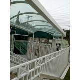 instalação de coberturas retráteis em policarbonato Vila Leopoldina