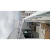 manutenção de cobertura de policarbonato alveolar em piscina em sp Ribeirão Pires