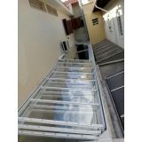 manutenção de cobertura de policarbonato alveolar em varandas preço Nova Piraju