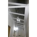 manutenção de cobertura de policarbonato em janelas preço Guararema