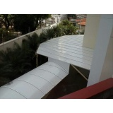 manutenção de cobertura de policarbonato em piscina em sp Taboão da Serra