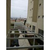 manutenção de cobertura de policarbonato em quintal Freguesia do Ó