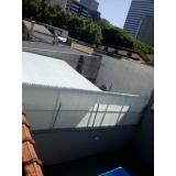 manutenção de cobertura de policarbonato retrátil em garagem em sp Ponte Rasa