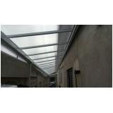 manutenção de cobertura de policarbonato retrátil em janelas Freguesia do Ó