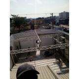 manutenção de cobertura de policarbonato retrátil em pergolado em sp Vila Maria