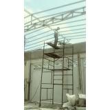 manutenção de cobertura de policarbonato retrátil em pergolado preço Itaquera