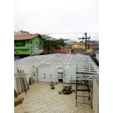 manutenção de cobertura de policarbonato retrátil em quintal preço Mooca