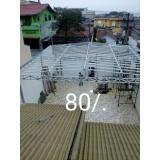 manutenção de cobertura de policarbonato retrátil em varandas preço Belém