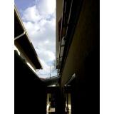 manutenção de cobertura em policarbonato alveolar em garagem Jardim das Acácias