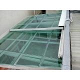 manutenção de cobertura em policarbonato em garagem preço Jaraguá