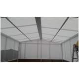manutenção de cobertura em policarbonato retrátil em garagem Itaquaquecetuba