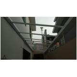 manutenção de cobertura policarbonato retrátil em pergolado em sp Alto da Lapa