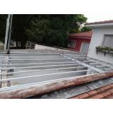 manutenção de cobertura policarbonato retrátil em pergolado Guaianases
