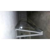 manutenção de cobertura de policarbonato em garagem