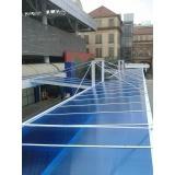 manutenção de cobertura de policarbonato em varandas