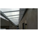 manutenção de cobertura de policarbonato retrátil em janelas