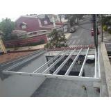 manutenção de cobertura em policarbonato retrátil em garagem