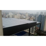manutenção de coberturas policarbonato em pergolado Itanhaém
