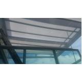 manutenções de coberturas de policarbonato retráteis em garagens Vila Dalila