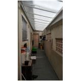 manutenções de coberturas de policarbonato retráteis em janelas Jardim Guedala