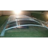 quanto custa cobertura de vidro para jardim de inverno Jardim Santa Helena