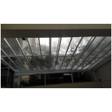quanto custa cobertura de vidro para varandas Cidade Patriarca